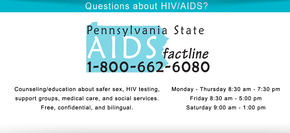 The State AIDS Factline
