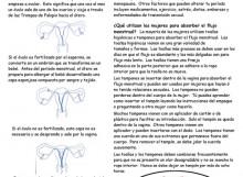 Menstrual Cycle-Spanish